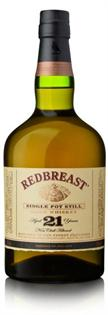 Redbreast Irish Whiskey 21 Year 750ml